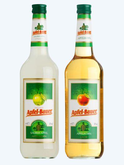 Apfel Bauer Apfelkorn