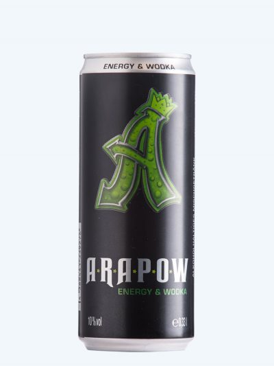 Arapow Energy Wodka