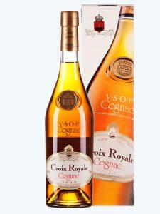 Cognac Croix Royale VSOP