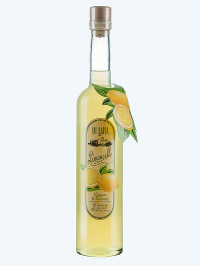 Original Italienischer Limoncello