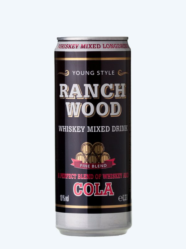 Ranchwood Whisky Cola