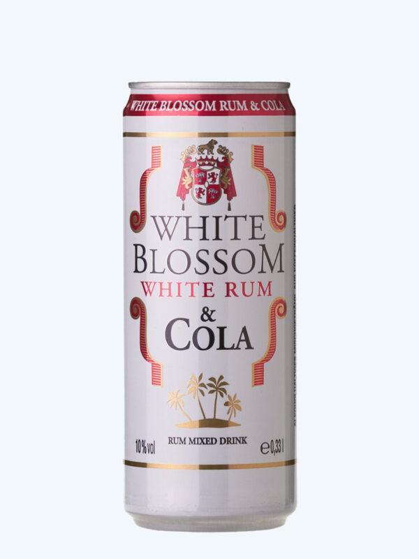 White Blossom Rum Cola