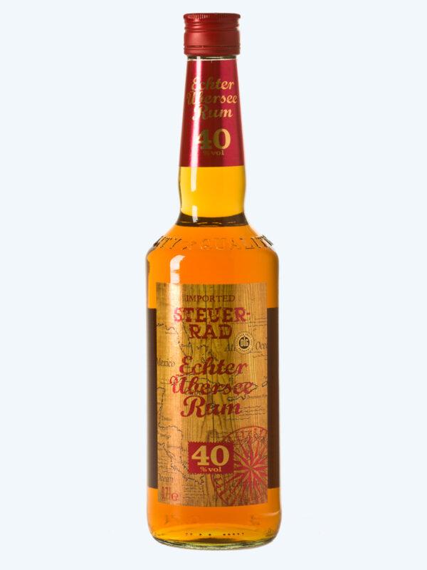 Echter Rum Steuerrad