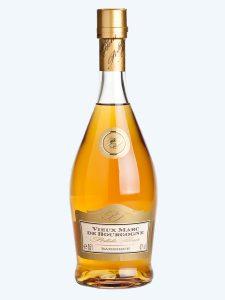 Französischer Tresterbrand Marc de Bourgogne