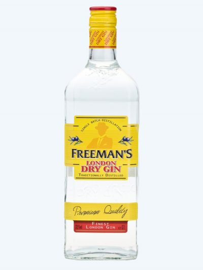 Freemans London Dry Gin