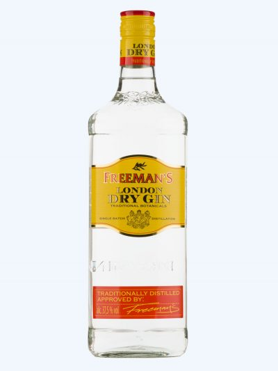 Freemans London Dry Gin