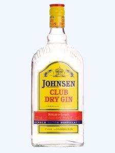 Johnson Club London Dry Gin
