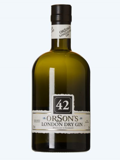 Orson´s London Dry Gin