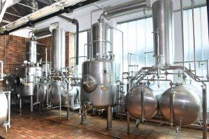 Destilation Spirituosen