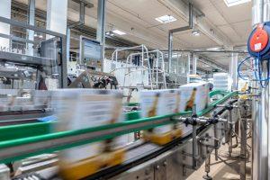 Qualität und große Produktionseinheiten
