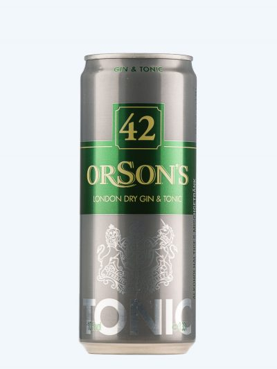 Orsons London Dry Gin