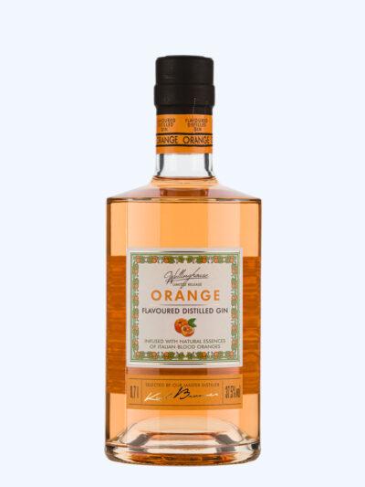 Orange Flavoured Disitilled Gin
