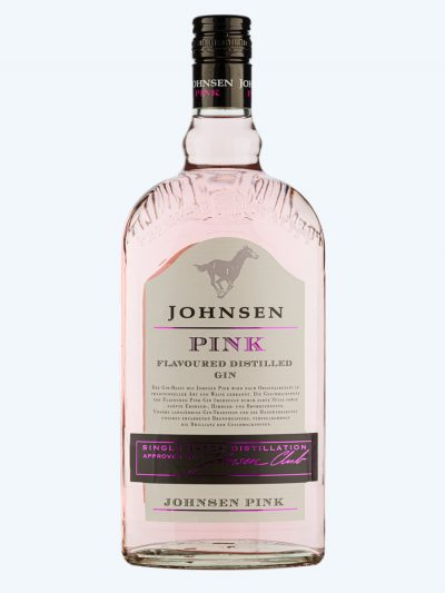 Pink Flavoured Distilled Gin